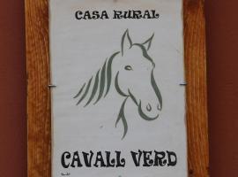 B&B Casa Rural Cavall Verd, Murla