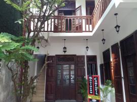 Southern Comforts Guest House