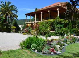 Villa Lafabregue, Prada de Conflent