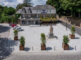 Hotel Du Chateau, Combourg