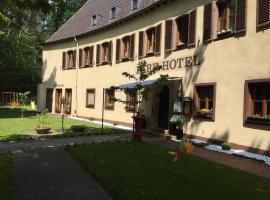 Parkhotel Zirndorf, Zirndorf