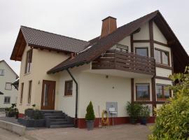 Ferienwohnung Sigrid, Forchheim
