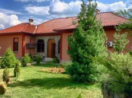 Villa Mark, Kraevo
