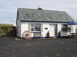 The Old Forge Cottage, Cleggan