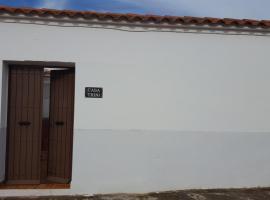 Casa Trini, Torremegía