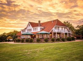 Zur Gutsstube - Golf- & Jagdakademie Schloss Wilkendorf, 비켄도프