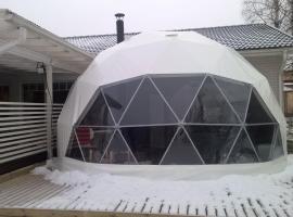 Aurora Igloo Dome