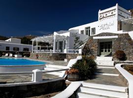 Olia Hotel, Tourlos