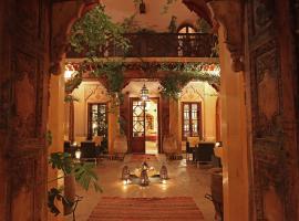 阿拉比莊園酒店