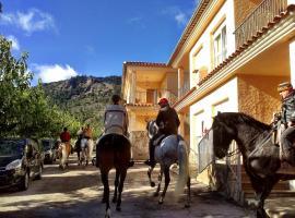 Apartamentos rurales Casas de Haches, Las Casas de Haches