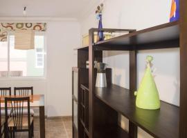 Apartamentos de Interián, Caleta de Interián