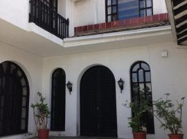Mansion Samzara Hosteleria, Sangolquí