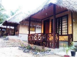 Bayog Beach Campsite, San Fernando