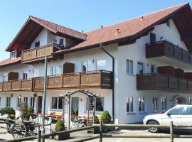 """Gasthof """"Zum Strauß"""", Wildsteig"""