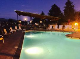Mountain View Lodge, Manson