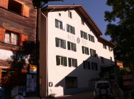Pension Alte Post, Langwies