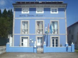 Hotel Casona Selgas, Cudillero