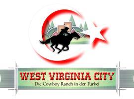 West Virginia City, Aksaz