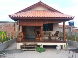 Casa de André, Ilha de Boipeba