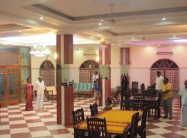 Chettinaadu Narayana Inn, Kānādukāttān
