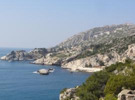 Cabanon Aux Portes De Marseille, Le Rove
