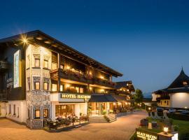 Hotel Haymon, Зеєфельд в Тіролі