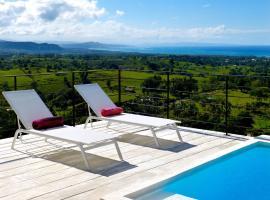 Villa Vertigo, private and versatile