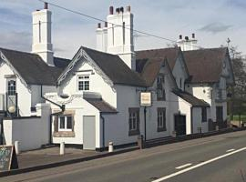 The Boars Head Hotel, Sudbury