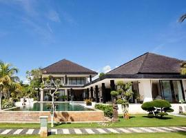 Villa Mentari, Banjar