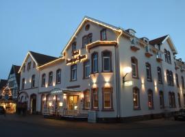 Hotel Deutsches Haus, 블롬베르그