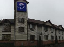 Canadas Best Value Inn Langley/Vancouver, 랭리