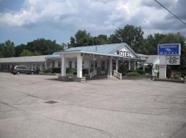 Bluewater Motel, Sarnia