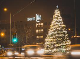 리바 호텔, Liepāja