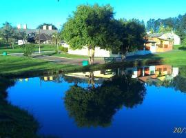 Hotel Fazenda Vale das Águas, Águas de Santa Barbara
