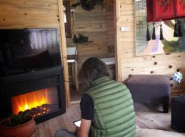 Cadı Camping, Faraja