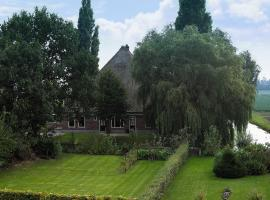 Villa Prinsenhonk, Andijk
