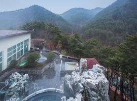 Dukgu Oncheon Hotel, Uljin