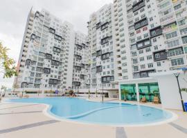 Nusa Height Apartment, Gelang Patah