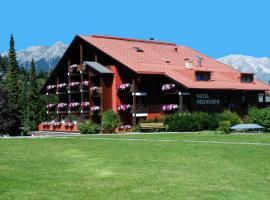 Hotel Hocheder, Зеєфельд в Тіролі