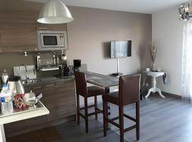 Le Cos'y Appart Hôtel, Aulnay-sous-Bois