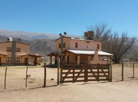 Cabañas Jacy, Tafí del Valle