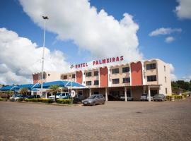 Hotel Palmeiras, Laranjeiras do Sul