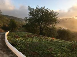 Kinta Alekrim, Cerro da Corte