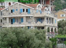 Apartments and Rooms Drago, Sveti Štefan