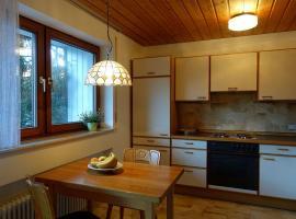 Gemütliche Ferienwohnung für Zwei zum Entspannen, Bad Ditzenbach