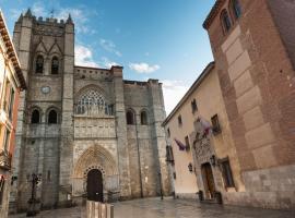 Palacio Valderrabanos, Ávila