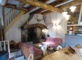 Maison en Pyrénées, Luchon