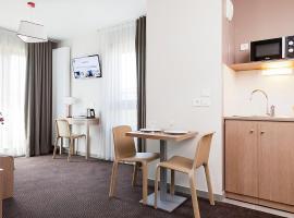 Comfort suites Porte de Genève 1, Annemasse