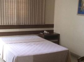 Marcellus Hotel, Anápolis