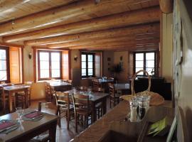 Auberge Du Brabant Chez Titof, Roche-en-Régnier